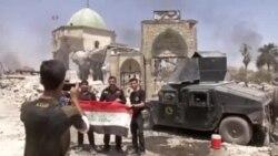 نفسهای آخر داعش در موصل؛ گزارش علی جوانمردی