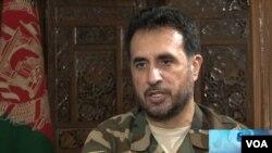 اسد الله خالد وايي طالبانو تر خپلې ولکې لاندې یو شمیر سیمې له لاسه ورکړي دي