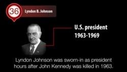 America's Presidents - Lyndon B. Johnson