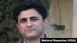 İran Kürdistan Demokratik Partisi'nin Genel Sekreter Yardımcısı Dr. Asso Hasanzadeh