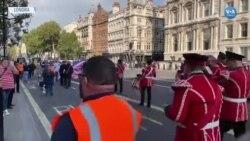 İngiltere'de Brexit'e Karşı Bandolu Protesto