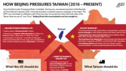 美学者称北京在台海玩火吁川普思考一中政策