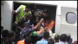 2013-05-16 美國之音視頻新聞: 尼泊爾飛機失事21人受傷