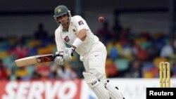 پاکستان کرکٹ ٹیم کے کپتان مصباح الحق