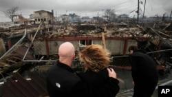 Pemangkasan anggaran federal akan berdampak bagi badan penduduk kota New York yang bergantung pada dana federal untuk bantuan pemulihan Badai Sandy (foto: dok).