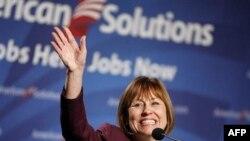Republikanska kandidatkinja za Senat iz savezne države Nevade, Šeron Engl