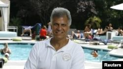 El nadador olímpico Mark Spitz