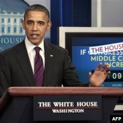 Barak Obama AQSh Vakillar Palatasida hukmron respublikachilar bilan kelisha olmayapti