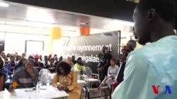 La Silicon Valley du Sénégal : Les entrepreneurs en herbe cherchent des investisseurs