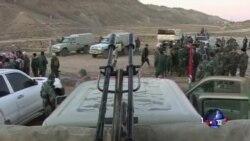 库尔德战斗人员夺回伊拉克北部城镇辛贾尔