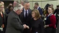 Од посетата на државниот секретар на САД во седиштето на НАТО во Брисел