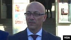 Goran Rakić, predsednik Srpske liste i gradonačelnik Severne Mitrovice
