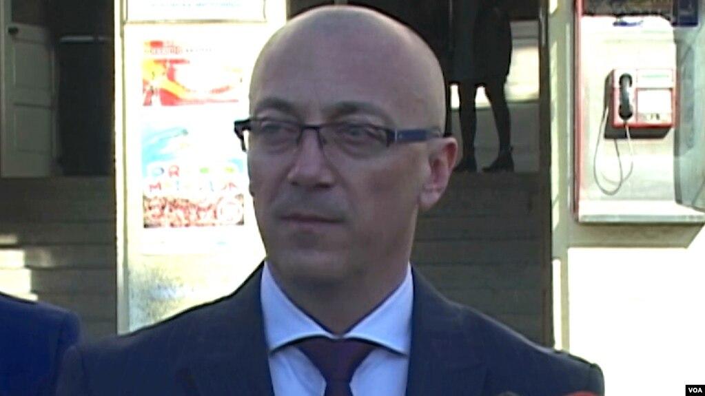 Kosovë, Goran Rakiç zgjidhet kryetar i Listës Serbe