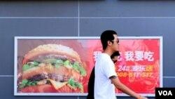Hace algunas semanas la cadena también anunció la llegada de sus restaurantes a China, en donde también abrió nuevos puestos de trabajo.