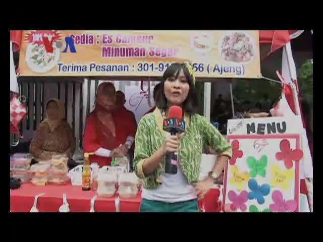 Bazaar Indonesia di Washington, DC - VOA untuk Friends
