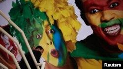 Braziliya - futbol bo'yicha jahon chempionati mezboni