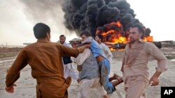 Afghan war civilian casualties