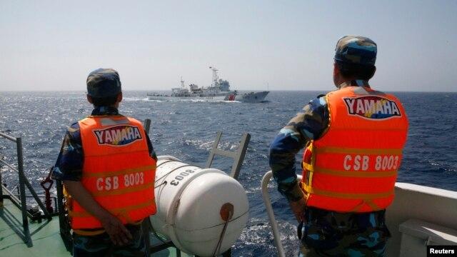 Hành động rút giàn khoan tuy có thể giúp tránh các nguy cơ xung đột quân sự, nhưng không đủ để hàn gắn mối quan hệ giữa Việt-Trung.