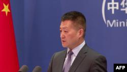 中国外交部发言人陆慷(2019年4月15日)