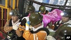 چین :کوئلے کی کان میں پھنسے 45 مزدوروں کو بچا لیا گیا