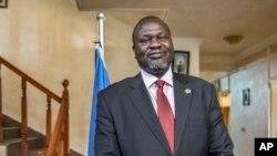 Pemimpin pemberontak Sudan Selatan Riek Machar (Foto: dok).