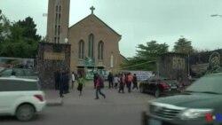 La dernière messe en hommage à Papa Wemba avant son inhumation en RDC
