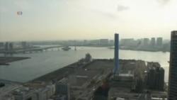 全球十大脆弱城市 东京居首