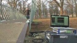 ساخت یک پل عابر پیاده در هلند با الیاف گیاهی