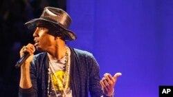 Pharrell Williams (AP)