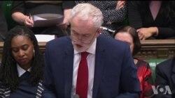英首相失去脱欧控制权 民众呼吁重新公投
