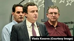 Aljbin Kurti, premijer Kosova (Foto: Vlada Kosova)