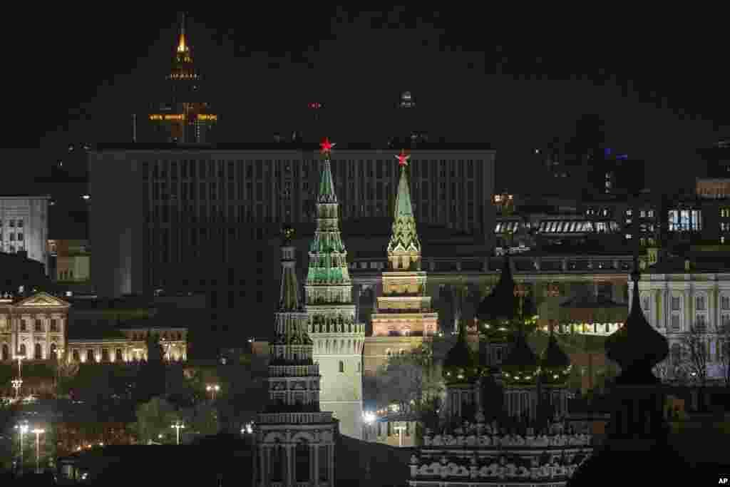 Moskva, Rossiya