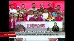 Quân đội Venezuela tập trận giữa căng thẳng với Mỹ