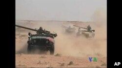 Ana ta gumurzu a Libiya