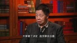 """专访""""六四""""黄雀行动总指挥六哥"""