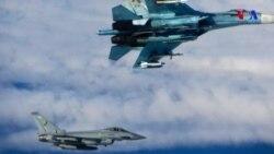 Rusiya təyyarələrinin NATO ölkələrinə yaxın uçuşları narahatlıqlar yaradır