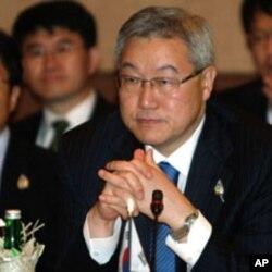 جنوبی کوریا کے وزیرِ خارجہ کم سنگ