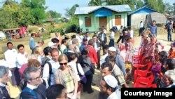 ရိုဟင္ဂ်ာမ်ားေနရပ္ျပန္ေရး အခက္အခဲေျဖရွင္းေပးဖို႔ အစိုးရကို သံတမန္ေတြ တိုက္တြန္း