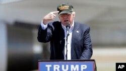 Mmoja wa wagombea Urais wa Marekani wa 2016 kawa tiketi ya Repablikan, Donald Trump.
