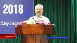 Lãnh đạo Công ty Nhiệt điện Quảng Ninh bị bắt