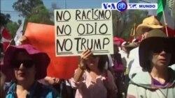 Manchetes Mundo 13 Fevereiro 2017: Manifestação anti-Trump no México