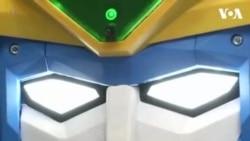 ဂ်ပန္တီထြင္လိုက္တဲ့ ပထမဆံုး Transformers စက္႐ုပ္