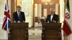 2015-08-25 美國之音視頻新聞:英國重開駐伊朗大使館