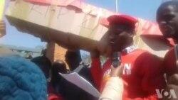 Mukuru weBoka Revechidiki veMDC T VaHappymore Chidziva neVamwe Vavo Voratidzira Pamahofisi eZEC muBulawayo