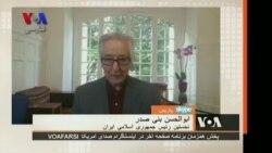 بخشی از برنامه صفحه آخر/ نخستین رئیس جمهوری ایران درباره ماجرای تخریب قبر رضاشاه توضیح می دهد