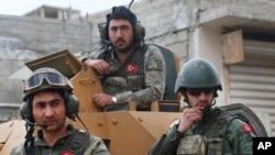 ترکیه د کردستان د کارګر ګوند خلاف پوځي عملیات کوي