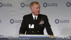 福戈中将谈航行自由行动原声视频 (美国海军研究所提供)