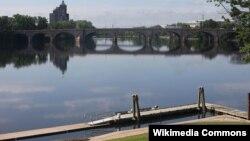 미국 뉴잉글랜드 최대의 강인 코네티컷 강