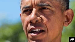 Tổng thống Obama tuyên bố Hoa Kỳ hủy bỏ cuộc tập trận với Ai Cập trong bối cảnh bạo lực hiện nay