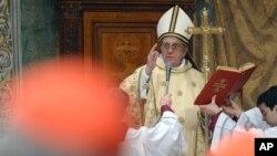 Папа Римский Франциск I